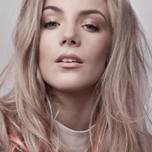 Grace Connolly - Khayaam blonde hair colour and cut