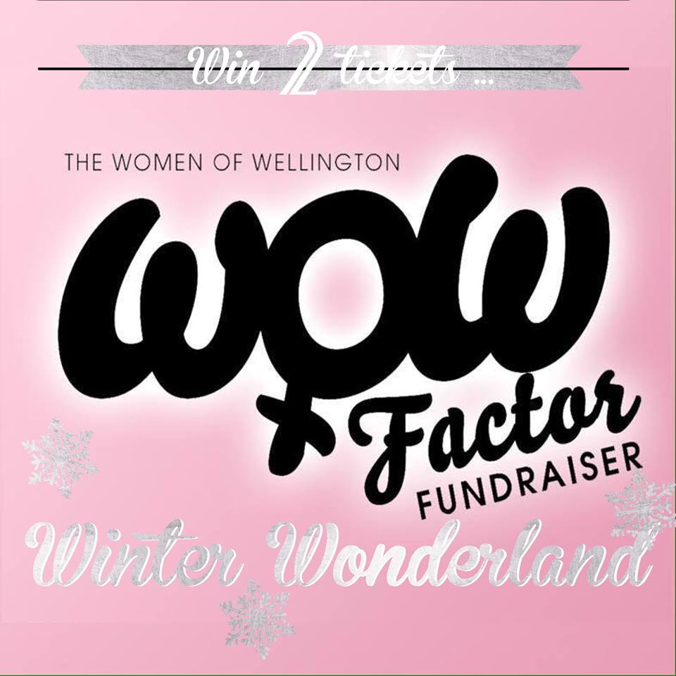 Women of Wellington WOW Factor Fundraiser 2016 - 2017