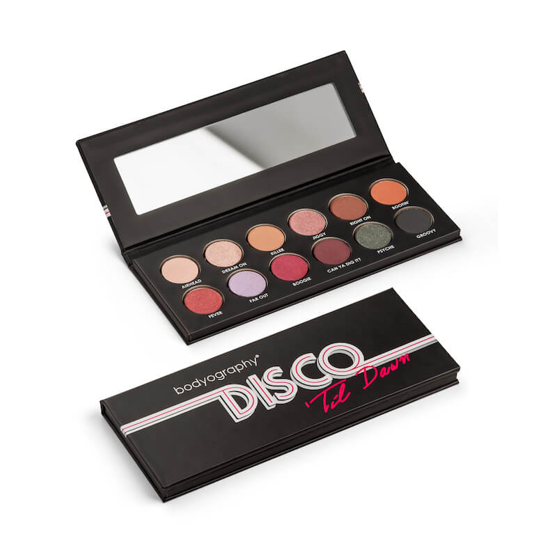 Disco Til Dawn Shadow Palette_Front