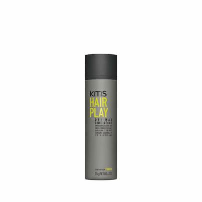 KMS Hair Play Dry Wax Spray 150ml