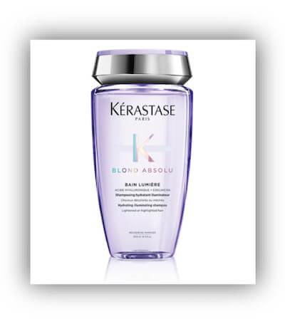 Bain Lumiere Blonde luminising shampoo