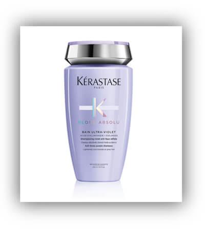 Bain Ultra Violet toning shampoo
