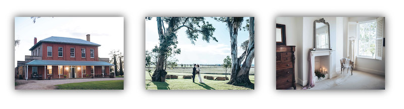 Winter Weddings Shoot at Fulham Park Homestead