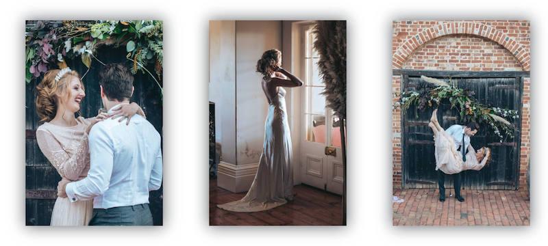 Winter Wedding Shoot at Fulham Park Homestead Row 3
