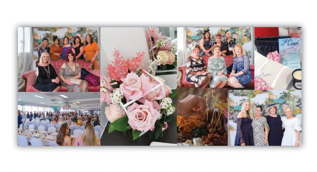 Ladies Day Collage