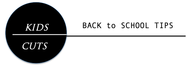 Back to School Tips Header