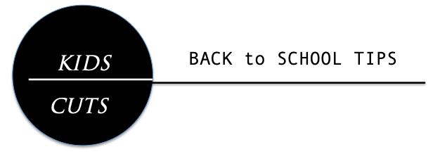 Back to School Tips Header