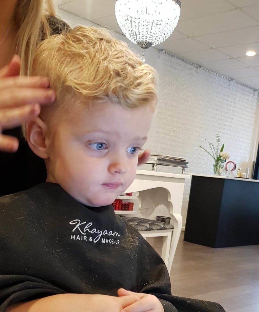 Khayaam Kids Haircuts