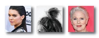Isolation Hair Inspiration